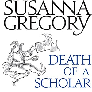 Death of a Scholar Audiobook