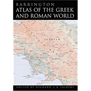 Barrington Atlas of the Greek and Roman World - Richard J.A. Talbert