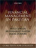 img - for Financial Management in Pakistan by Javed A. Ansari (2005-06-16) book / textbook / text book