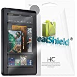GreatShield Ultra Smooth Clear Screen Protector Film for Amazon Kindle Fire (3 Pack)