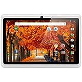 NeuTab 7'' Quad Core WIFI Tablet PC, HD 1024X600 Display, Bluetooth, Dual Camera, Google Play Pre-loaded, FCC Certified (White)