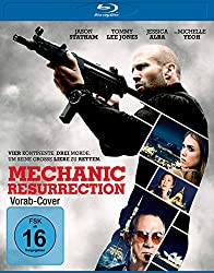 Mechanic: Resurrection [Blu-ray]