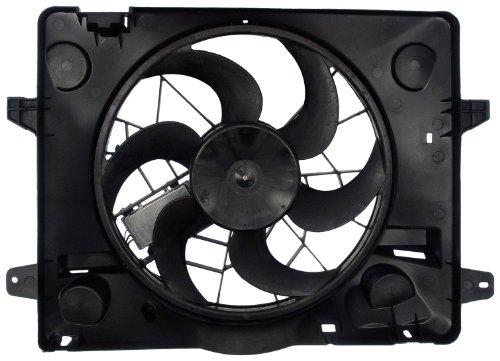 Vdo Fa70311 Radiator Fan Assembly