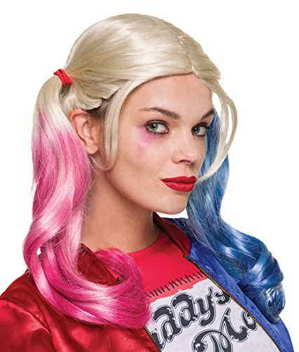 Rubies-Womens-Suicide-Squad-Harley-Quinn-Wig