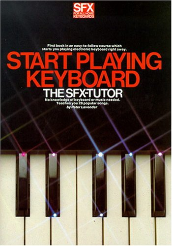 SFX Start Playing Keyboard (SFX for all home keyboards)
