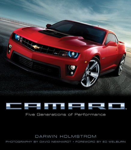 Camaro: Five Generations of Performance (Camaro Generations compare prices)