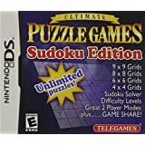Ultimate Puzzle(Sudoku ed)