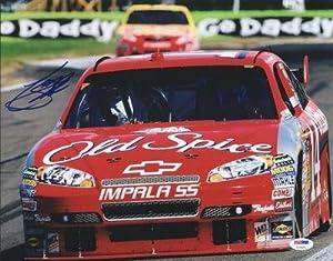 Signed Tony Stewart Photo - 11x14 #u70895 - PSA DNA Certified - Autographed NASCAR... by Sports Memorabilia