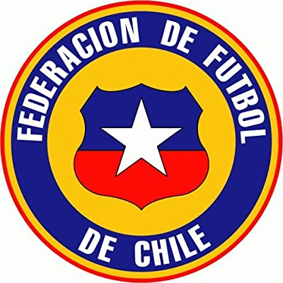 Chile National Team Soccer Football Bumper Sticker 5