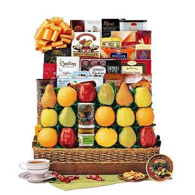 Trafalgar Square Fruit Gift Basket