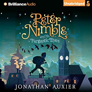 Peter Nimble and His Fantastic Eyes | [Jonathan Auxier]