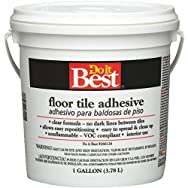 Do it Best Clear Thin Spread Floor Tile Adhesive-GAL FLOOR TILE ADHESIVE