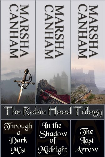 The Robin Hood Trilogy cover