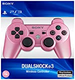 PlayStation 3 Dualshock 3 Wireless Controller (Candy Pink)