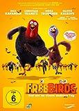 DVD Cover 'Free Birds - Esst uns an einem anderen Tag