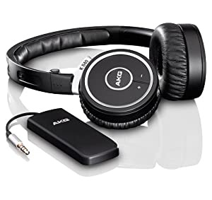 AKG K840KL On-Ear Wireless Headphone - Black