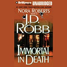 Immortal in Death: In Death, Book 3 (       UNABRIDGED) by J. D. Robb Narrated by Susan Ericksen