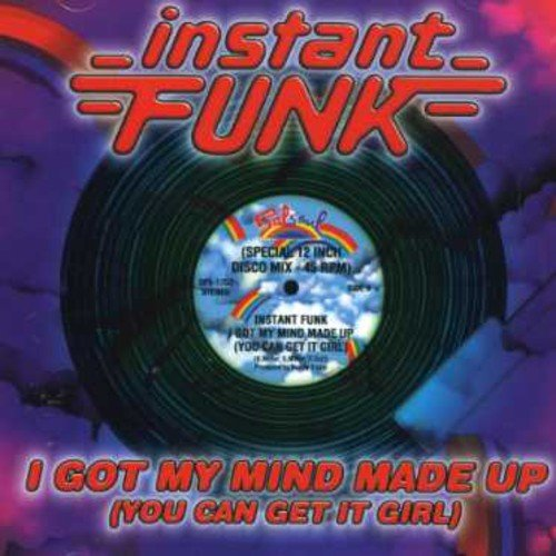 I Made Up Instant Funk Got My Mind : Instant funk download albums zortam music