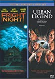 Fright Night & Urban Legend [DVD] [Region 1] [US Import] [NTSC]