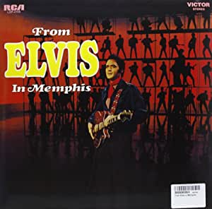 From Elvis in Memphis [VINYL]