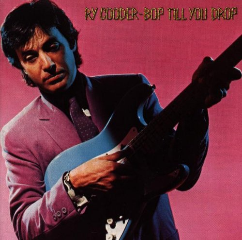 Original album cover of Bop Til You Drop by Ry Cooder
