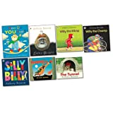 Anthony Browne Anthony Browne Pack, 7 books, RRP £41.93 (Gorilla; How Do You Feel?; Little Beauty; Silly Billy; The Tunnel; Willy The Champ; Willy The Chimp).