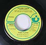Pink Floyd 45 RPM Us and Them / Time