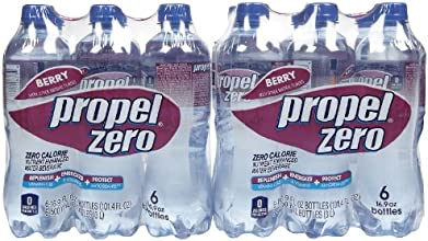 Propel Fit Water - Berry - 169 oz - 6 ct - 2 pk