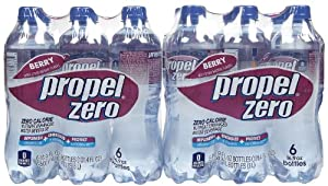 Propel Berry Water 500 ml 6 ct - 4 Pack