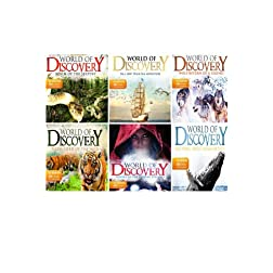 World of Discovery - The Complete Series -21 DVD Collection (Amazon.com Exclusive)