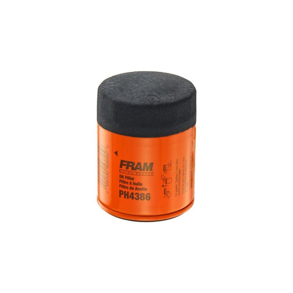 FRAM PH4386FP Oil Filter Cartridge on PopScreen