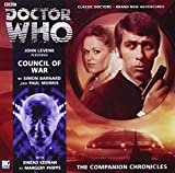 img - for Council of War (Doctor Who: The Companion Chronicles) book / textbook / text book