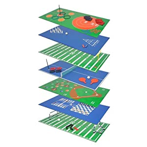 Buy Voit Plus 16 Table Top Games by Lion Sports