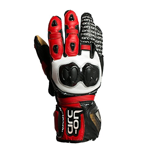 arc-on-apex-motorcycle-glove-with-forcefield-armour-red