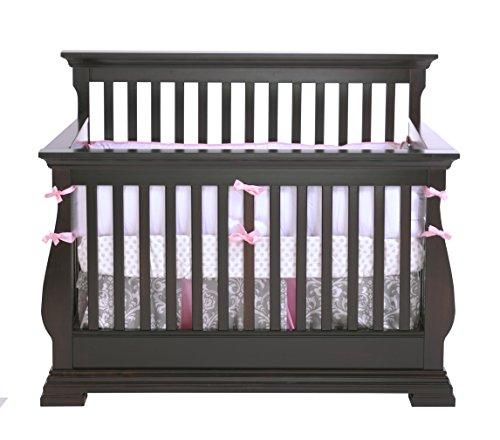 Capretti Design Toscana Convertible Crib, Natural