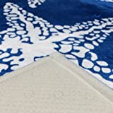 yazi-Non-Slip-Doormat-Kitchen-Rugs-Mediterranean-style-With-White-Starfish-45x115cm177x453inch