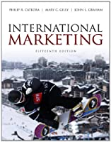 International Marketing, 15th Edition Front Cover