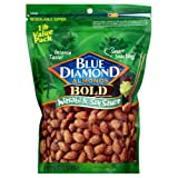Blue Diamond Almonds  Bold  Wasabi & Soy Sauce, Value Pack, 16-Ounce (Pack of 3)