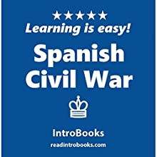 Spanish Civil War Audiobook by  IntroBooks Narrated by Andrea Giordani