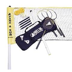 Buy Park & Sun Tournament Badminton Set by Park & Sun