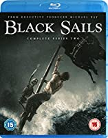 Black Sails Season 2 [Blu-ray]