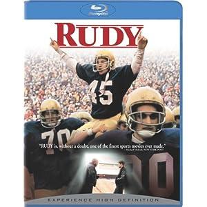 Rudy [Blu-ray] [Import anglais]
