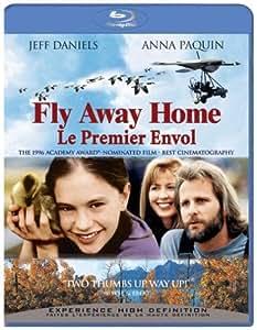 Fly Away Home [Blu-ray] (Bilingual)