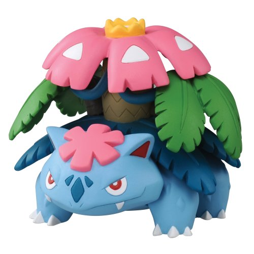 Pokémon Mega Evolution Venusaur (Holo 2 Costumes)