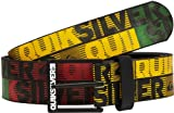 Quiksilver - Boys Filter Belt, Size: Small/Medium, Color: Rasta