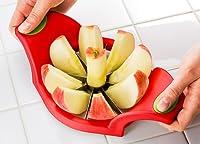 【あっという間にリンゴを8等分】 ギザ刃 フルーツカッター