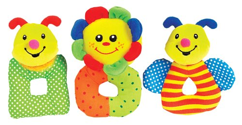 Small World Toys Garden Rattle Set - 1