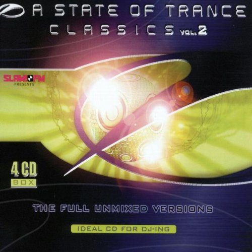 VA-A State Of Trance Classics Vol. 2 The Full Unmixed Versions-4CD-2007-COS INT Download