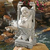Design Toscano KY356 Jolly Hotei Buddha Statue
