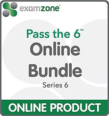 Pass The 6 Online Only Bundle